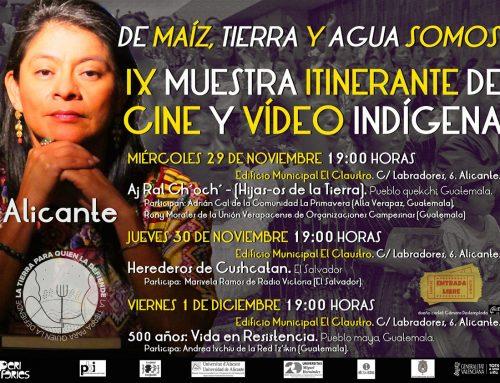 IX Muestra Itinerante de Cine y Vídeo Indígena