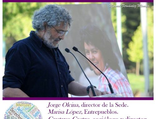"""Charla-Coloquio: """"Defender a quien defiende"""""""