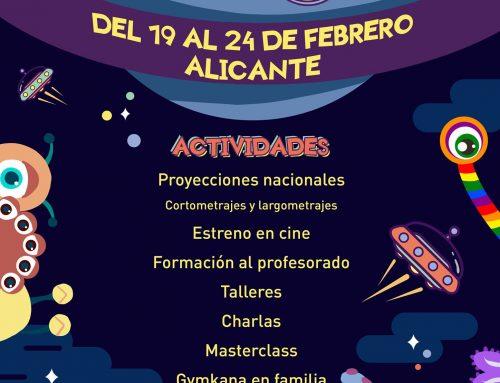 Certamen proyecta. 19-24 febrero Alicante