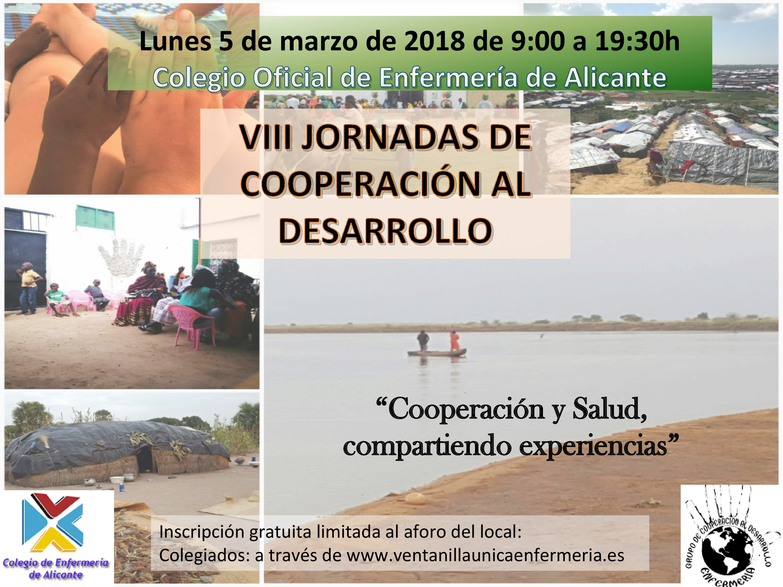VIII Jornadas De Cooperación al Desarrollo.