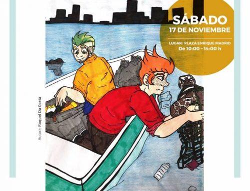 Jornada de sensibilización medioambiental. Sábado 17 Noviembre