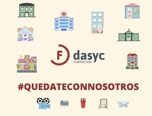 """Proyecto: """"Quédate con nosotros"""". Fundación DASYC"""