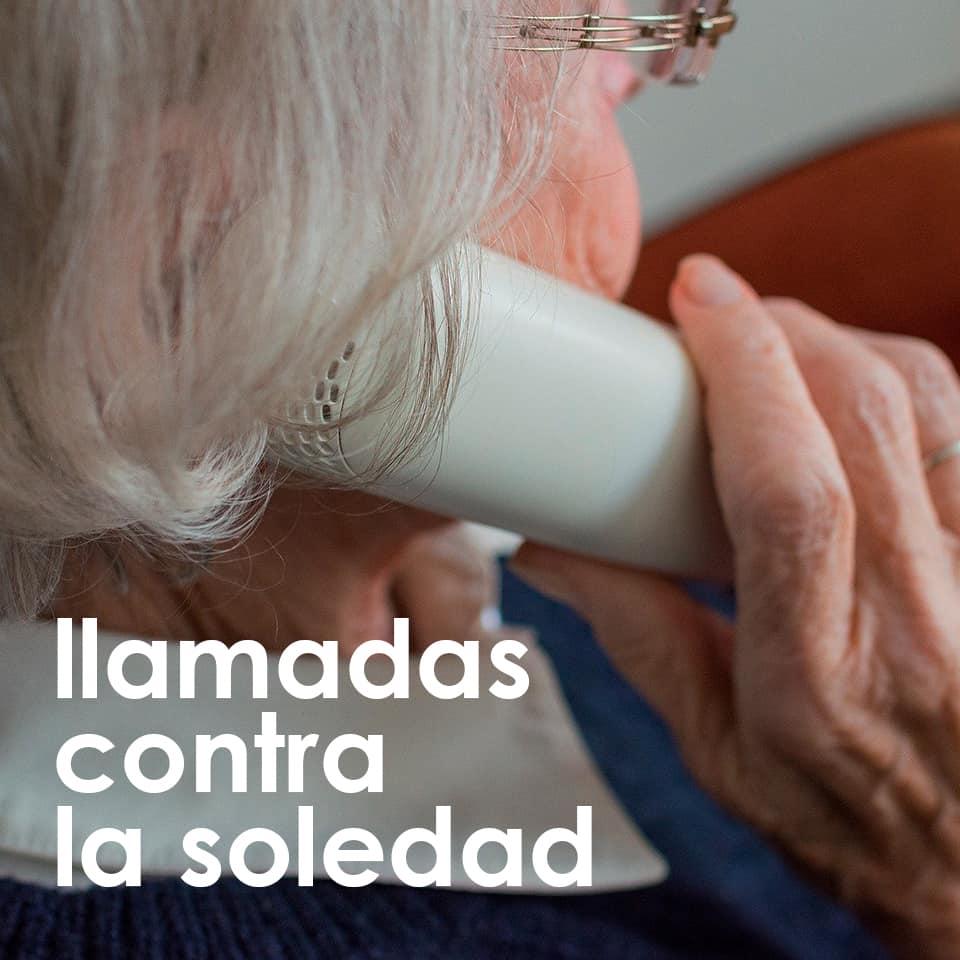 LLAMADAS COBTRA LA SOLEDAD. Fundación dasyc