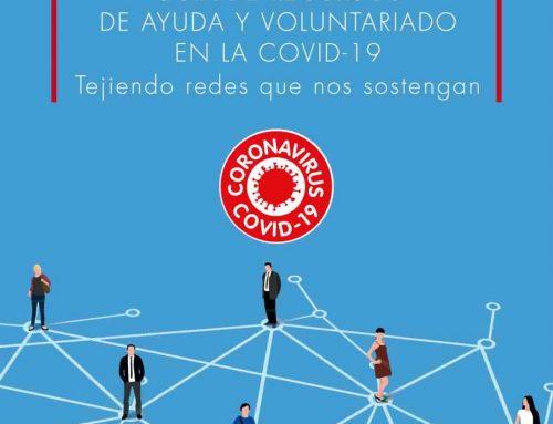 «Guía de recursos de ayuda y voluntariado en la COVID-19». Tejiendo redes que nos sostengan